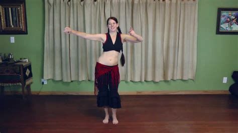 step by step ballet class an b001gculvo tribal belly dance lessons circle step in wildcard bellydance its youtube