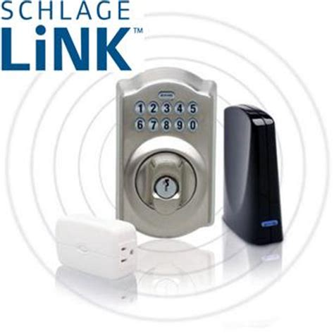 review schlage link home automation system crackberry