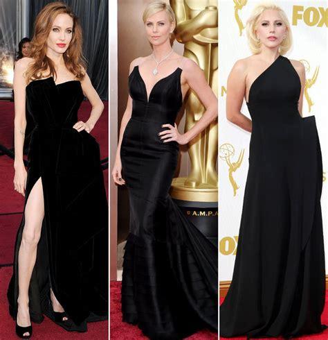best black dress the best black gowns on the carpet carpet gowns