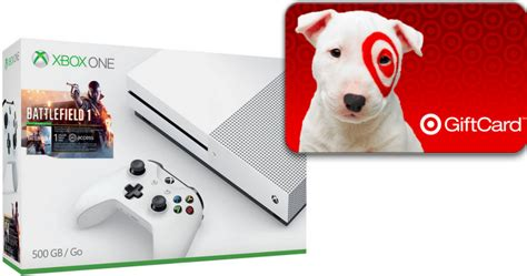 Sam S Club American Girl Gift Cards - xbox one s 500gb battlefield 1 bundle only 219 99 after gift card hip2save