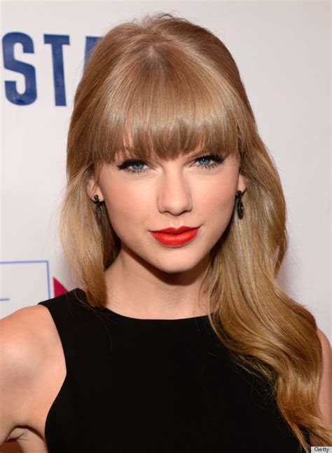 what red lipstick does taylor swift wear 2015 the stars who taught us how to wear red lipstick huffpost