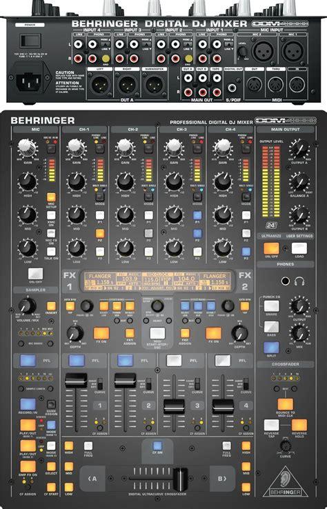 best mixer dj 5 best dj mixers 600 equipboard 174
