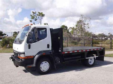 mitsubishi truck 2004 mitsubishi fuso fh211 flatbed 2004 medium trucks