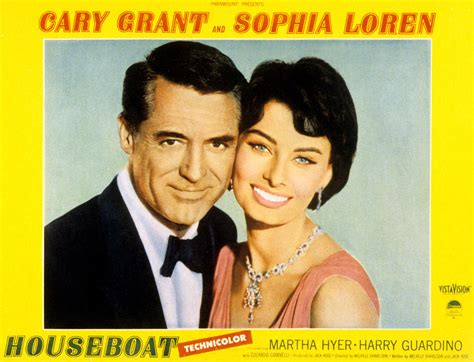 house boat movie houseboat cary grant sophia loren photograph by everett