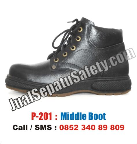Sepatu Boots Cheetah p 201 sepatu safety semi boot cheetah look termurah dan