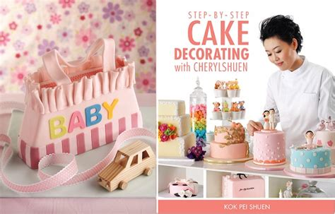 Cake Decorating Step By Step Pictures by Bag Cake Tutorial By Cheryl Shuen Cake