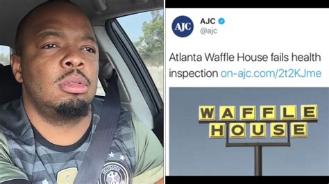 waffle house  dirty   knew  youtube