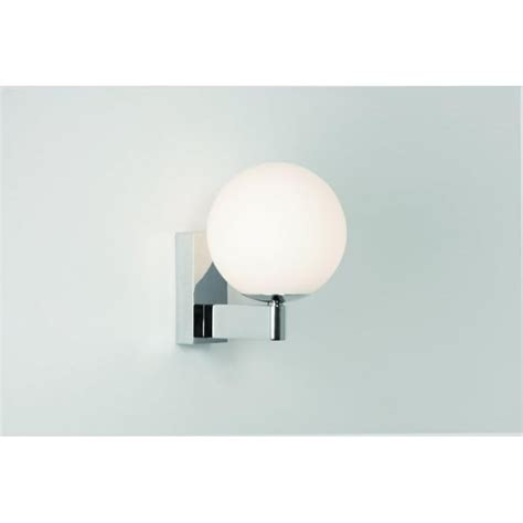 astro lighting sagara single light halogen globe bathroom