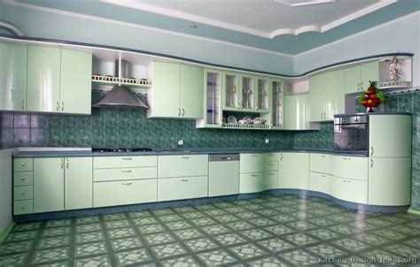 kitchen design green pictures of kitchens modern green kitchen cabinets