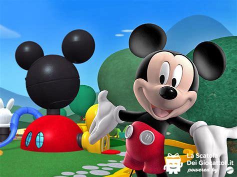 casa topolino la casa di topolino la scatola dei giocattoli