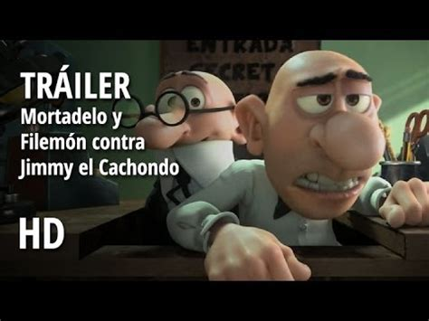 mortadelo y filemon contra jimmy el cachondo tr 225 iler de mortadelo y filem 243 n contra jimmy el cachondo