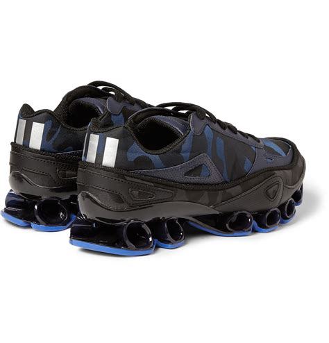 Raf Simons Shoes Blue by Lyst Raf Simons Bounce Sneakers In Black For