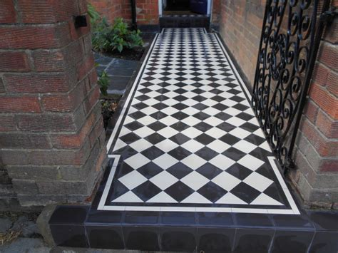 Victorian Pathways   Victorian Creations London   Tiles