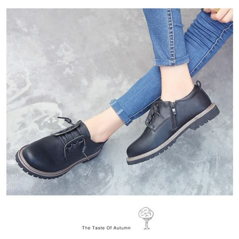 Comfortable Shoes For School by Black School Shoes Comfortable Lace Up Oxfords For Work