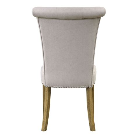 Uttermost Dining Chairs Lucasse Oatmeal Dining Chair Uttermost Side Chairs Dining