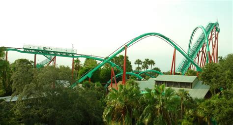 Kumba Busch Gardens by Top 10 Roller Coasters In Orlando Cultural Travel Guide