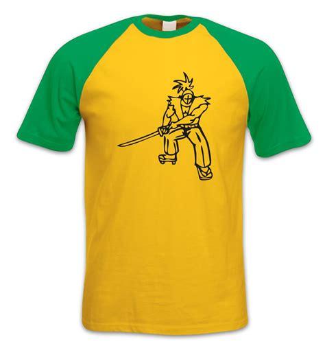 Oceanseven Tshirt Anime Samurai X 13 samurai ronin japanese sleeved baseball t shirt