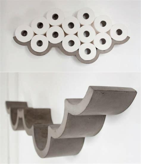 40 toilettenpapierhalter mit lustigem design - Designer Toilettenpapierhalter
