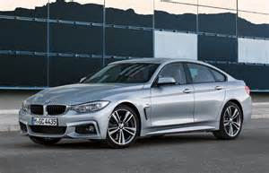 Bmw 4 Series Sedan Bmw 4 Series Gran Coupe Officially Unveiled