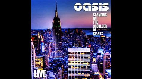 download mp3 full album oasis oasis standing on the shoulder of giants full album