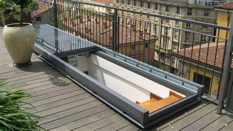 botole per terrazzi botola accesso terrazzo terminali antivento per stufe a