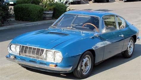 Lancia Fulvia Sport 8000 1967 Lancia Fulvia Sport Zagato Bring A Trailer