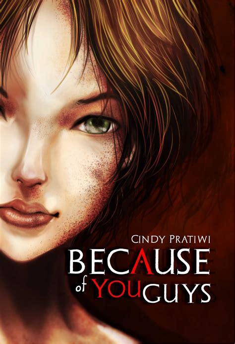 Because Of You By Penerbit Haru novel because of you guys penerbit deepublish yogyakarta