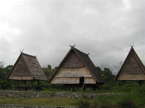 tambi  buho arsitektur  lembah bada