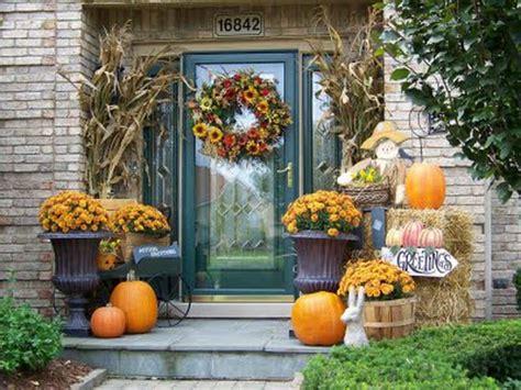 bloombety good autumn porch decorating ideas autumn