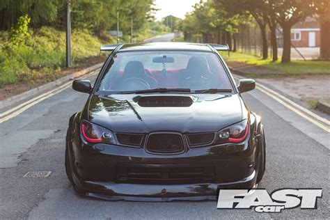 subaru wrx modified modified subaru impreza wrx fast car