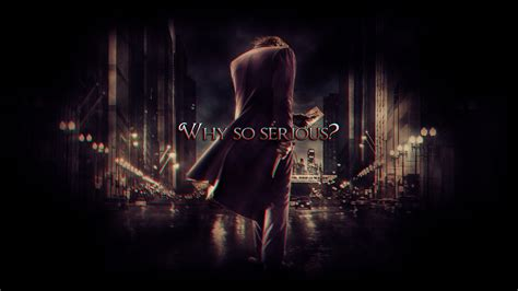why so serious hd wallpaper joker why so serious wallpaper 183