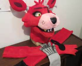 Foxy Costume Foxy Partial Sold By Laelamcpitty On Deviantart