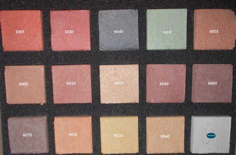 Dosage Ciment Pour Chape 4390 by Dosage Colorant B 233 Ton