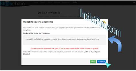 cara membuat bitcoin wallet gratis cara membuat bitcoin wallet gratis blog bisnis online