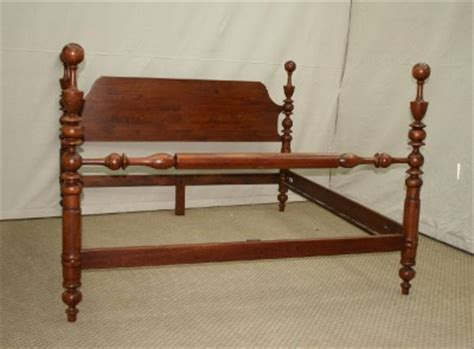 Cannonball Bed Frame Bob Timberlake Cherry King Size Cannonball Poster Post Bed Frame Ebay