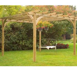 Pergolas Kits by Perfect Garden With Pergola Kits Pictures To Pin On Pinterest