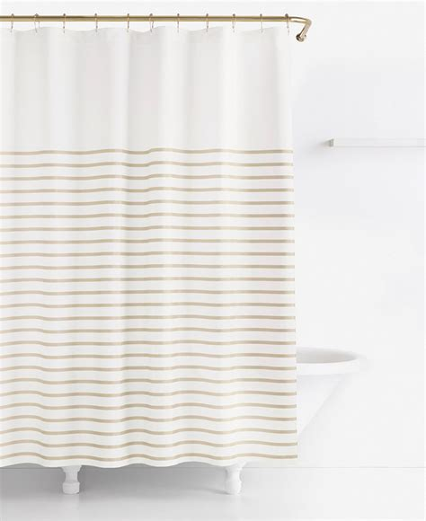 kate spade shower curtain 25 stylish shower curtains under 50 houseologie