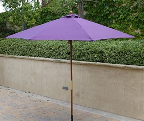 purple folding chair with canopy 2 7m umbrella replacement canopy 8 ribs in purple canopy