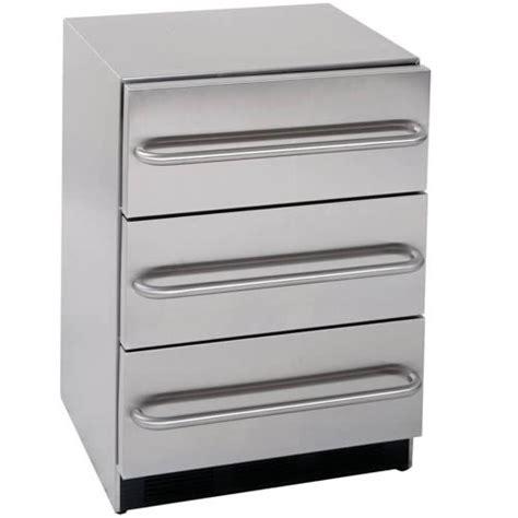 summit 3 2 cu ft built in professional 3 drawer freezer
