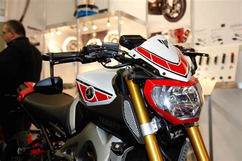 Yamaha Motorrad Verkaufszahlen by Abm Yamaha Mt 09 Motorrad News