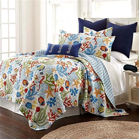 fish comforter fish bedding 28 images reef paradise blue cotton fish