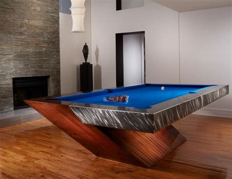 Contemporary Pool Tables by MITCHELL Pool Tables