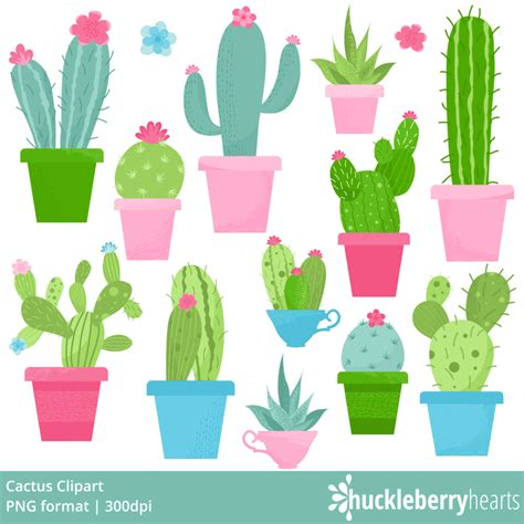cactus clipart cactus clipart huckleberry hearts
