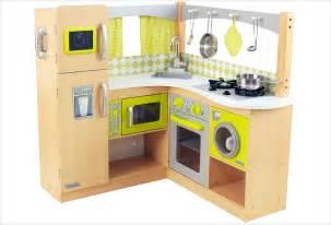 cuisine d angle en bois jouet cuisine kidkraft bois