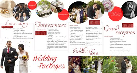 Wedding Reception Brochure by Top Wedding Venues In Singapore To Suit Your Wedding Theme
