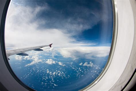 airplane window seat view how to choose the best seats on a plane
