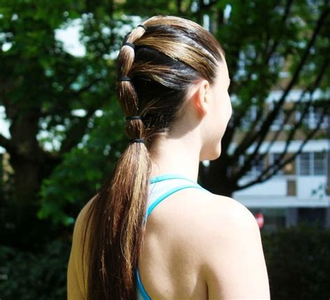 best haircuts for running haircuts for runners prom party hairstyles running late