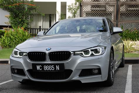 test drive review bmw 330i m sport lowyat net cars