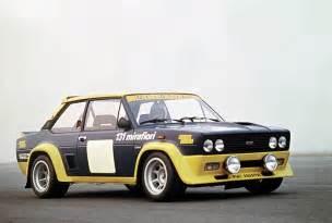 Fiat Abarth 131 Fiat 131 Abarth Motoburg