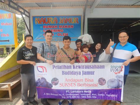 Bibit Jamur Tiram Pekalongan jamur angkatan 34 berbisnis jamur